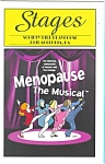 Click here to enlarge image and see more about item bk0002: Menopause The Musical Playbill
