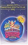 Click here to enlarge image and see more about item bk0014: Radio City Christmas Spectacular Playbill 1999