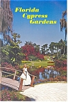 Click here to enlarge image and see more about item bk0015: Florida Cypress Gardens Booklet