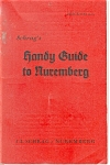 Click here to enlarge image and see more about item bk0022: Schrag's Handy Guide to Nuremberg, Germany