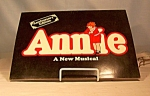 Click here to enlarge image and see more about item bk0047: Annie A New Musical Program Booklet