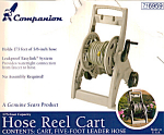 Click here to enlarge image and see more about item bk0101: Sears Companion Hose Reel Cart Manual bk0101