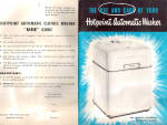 Click here to enlarge image and see more about item bk0151: Hotpoint Automatic Clothes Washer Use Guide
