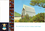 Click here to enlarge image and see more about item bk0174: The United States Air Force Academy Cadet Chapel