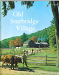 Click here to enlarge image and see more about item bk0184: Old Sturbridge Village Massachusetts Booklet bk0184