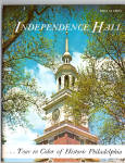 Click here to enlarge image and see more about item bk0188: Independence Hall Tour of Historic Philadelphia bk0188