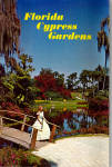 Click here to enlarge image and see more about item bk0212: Florida Cypress Gardens