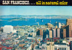 Click here to enlarge image and see more about item bk0257: San Francisco. CA all innatural color. bk0257