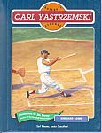 Click here to enlarge image and see more about item bs0004: Baseball Legends Carl Yastrzemski Free US S/H