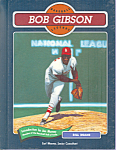 Click here to enlarge image and see more about item bs0005: Baseball Legends Bob Gibson Free US S/H