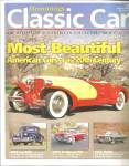 Click here to enlarge image and see more about item cc05-03: Hemmings Classic Car Beautiful Americans Cars 20th Century cc05 03