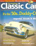 Click here to enlarge image and see more about item cc05-12: Hemmings Classic Car 50s Imperial Lincoln Olds cc05 12