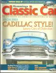 Click here to enlarge image and see more about item cc07-02: Hemmings Classic Car Cadillac Style Luxury Cars of Distinction cc07 02
