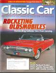 Click here to enlarge image and see more about item cc07-04: Hemmings Classic Car Rocketing Oldsmobiles from Lansing cc07 07