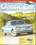 Click here to enlarge image and see more about item cc07-08: Hemmings Classic Car Cool Corvairs Air Cooled Fun cc07 08