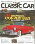 Click here to enlarge image and see more about item cc13-07: Hemmings Classic Car Sensational Convertibles Must DRive cc13 07