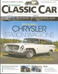 Click here to enlarge image and see more about item cc13-12: Hemmings Classic Car Chrsler Station Wagons cc13 12