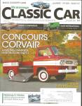 Click here to enlarge image and see more about item cc14-01: Hemmings Classic Car Concours Corvair Rampside Restoration cc14 01