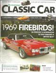 Click here to enlarge image and see more about item cc14-03: Hemmings Classic Car 1969 Firebirds cc14 03