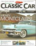 Click here to enlarge image and see more about item cc14-08: Hemmings Classic Car Mighty Montclairs  Mercury Road Beauties cc14 08