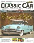 Click here to enlarge image and see more about item cc14-12: Hemmings Classic Car Coupe de Ville Cadillacs Hardtop of 1950s cc14-12
