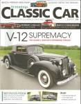 Click here to enlarge image and see more about item cc15-06: Hemmings Classic Car V-12 Suprememacy Packard s Smooth Twelve ccs15-06