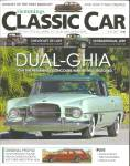 Click here to enlarge image and see more about item cc15-07: Hemmings Classic Car Dual Ghia Concours Winner cc15-07