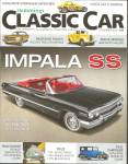 Click here to enlarge image and see more about item cc15-11: Hemmings Classic Car Impala SS History 1963 Models cc15-11