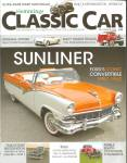 Click here to enlarge image and see more about item cc15-12: Hemmings Classic Car Sunliner Ford s Convertible 1952 1962