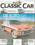 Click here to enlarge image and see more about item cc16-01: Hemmings Classic Car De Soto Station Wagons Rare Distintive cc16-01