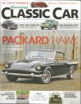 Click here to enlarge image and see more about item cc16-03: Hemmings Classic Car Packard Hawk Studebaker in Disguise cc16-03