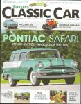 Click here to enlarge image and see more about item cc16-04: Hemmings Classic Car Pontiac Safari Wagons of the 50s cc16-04