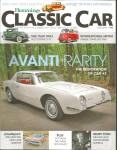 Click here to enlarge image and see more about item cc16-05: Hemmings Classic Car Avanti Rarity Restoration of Car 2 cc16-05