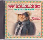 Click here to enlarge image and see more about item CD0015: Willie Nelson Christmas With Willie Nelson CD 10 Songs CD0015