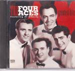 Click here to enlarge image and see more about item CD0018: The Four Aces Featuring Al Alberts CD 18 songs CD0018