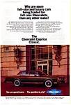 1981 Chevrolet Caprice Classic Sedan Ad
