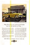 Click here to enlarge image and see more about item chevy31: 1954 Chevrolet Bel Air 2-Door Sedan Ad