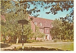 Boys Town, NE, Apartment Building Postcard