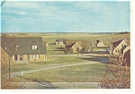 Click here to enlarge image and see more about item cs0029: Boys Town, NE, High School Cottages Postcard