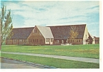 Click here to enlarge image and see more about item cs0030: Boys Town, NE, High School Dining Hall Postcard