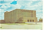 Click here to enlarge image and see more about item cs0033: Boys Town, NE, Music Hall Postcard