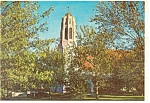 Boys Town, NE, Dowd Memorial Chapel Postcard