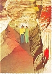 Click here to enlarge image and see more about item cs0084: Cave of the Wind,Manitou Springs, CO Postcard