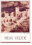 Cliff Palace Mesa Verde National Park,CO Postcard cs0089