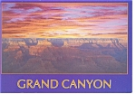 Grand Canyon, AZ From Hopi Point Postcard
