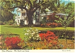 Orton Plantation, Wilmington,NC, Postcard