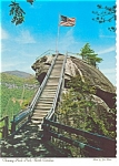 Chimney Rock Chimney Rock Park NC Postcard cs0101