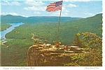 Summit, Chimney Rock Park NC Postcard cs0102