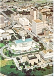 Downtown Nashville TN Postcard cs0167