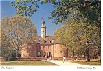 The Capitol Williamsburg VA Postcard cs0174
